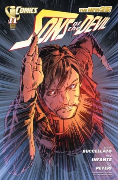 Sons of the Devil Image Comics April Fools variant cover