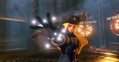 Capcom unleashes a ton of new Street Fighter V features