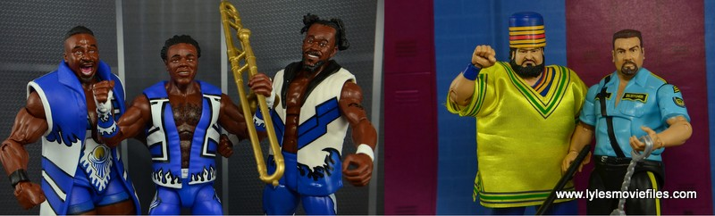 The New Day vs The Twin Towers