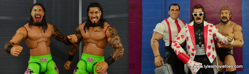 The Usos vs Money Inc