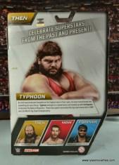 WWE Elite Natural Disasters figure reviews -Typhoon package back
