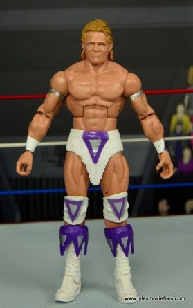 WWE Narcissist Lex Luger figure review - front