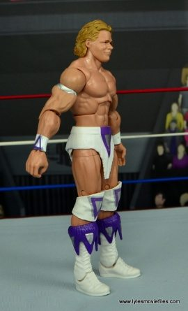 WWE Narcissist Lex Luger figure review - right side