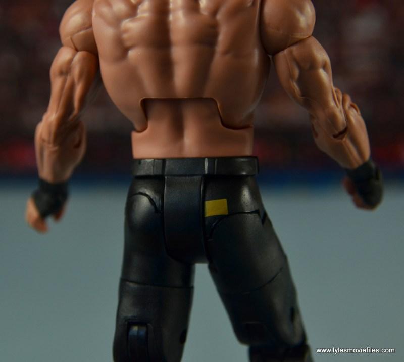 WWE Network Spotlight Vince McMahon figure review -pocket detail