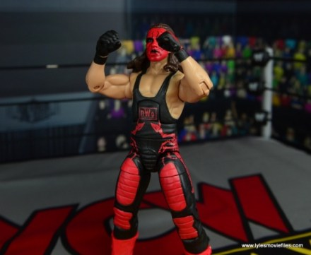 WWE Wolfpac Sting figure review - howling