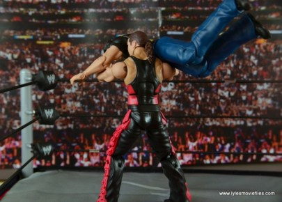 WWE nWo Wolfpac Kevin Nash Elite figure review - Snake Eyes to Scott Hall