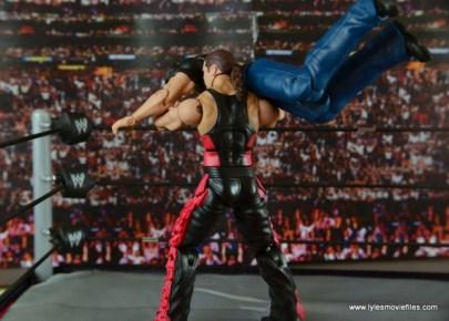 WWE nWo Wolfpac Kevin Nash Elite figure review - Snake Eyes to Scott Hall
