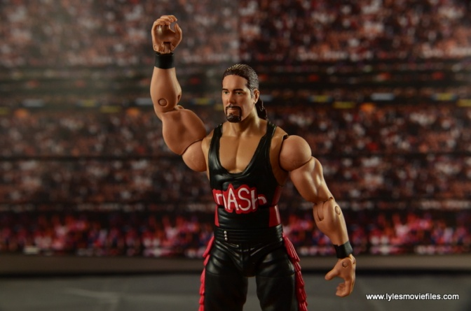 WWE nWo Wolfpac Kevin Nash Elite figure review -main pic