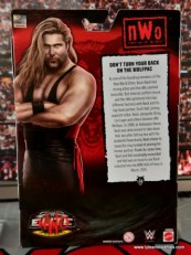 WWE nWo Wolfpac Kevin Nash Elite figure review -package rear