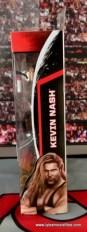 WWE nWo Wolfpac Kevin Nash Elite figure review -package side