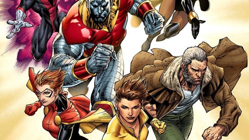 X-MenGold team ResurrXion
