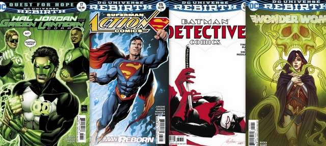 dc comic reviews 3/22/17