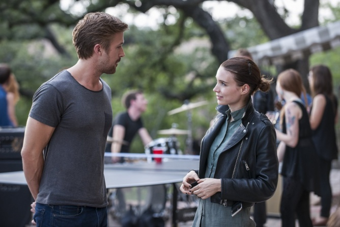 song to song - ryan gosling and rooney mara