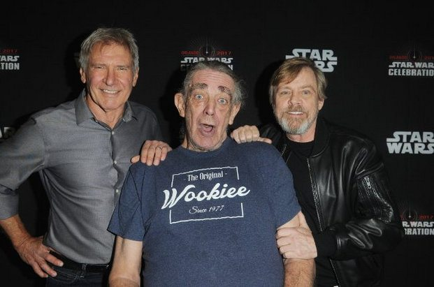 40 Years of Star Wars Celebration - Harrison Ford, Peter Mayhem and Mark Hamill