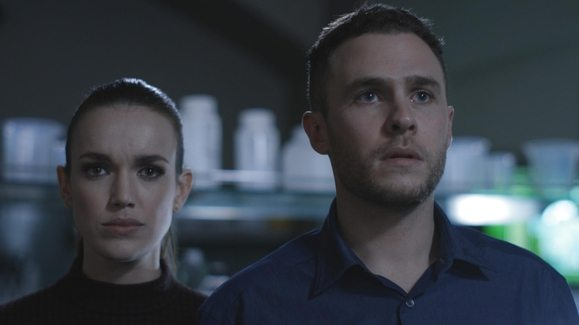 Agents of SHIELD Self Control review - Simmons and Fitz