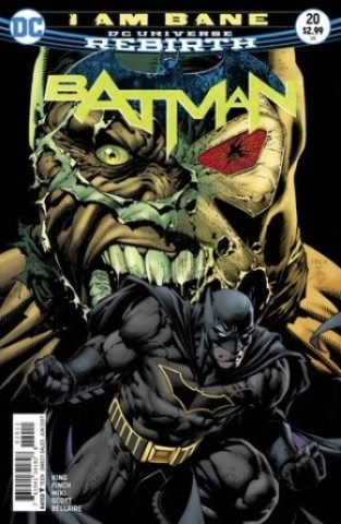 Batman #20 cover