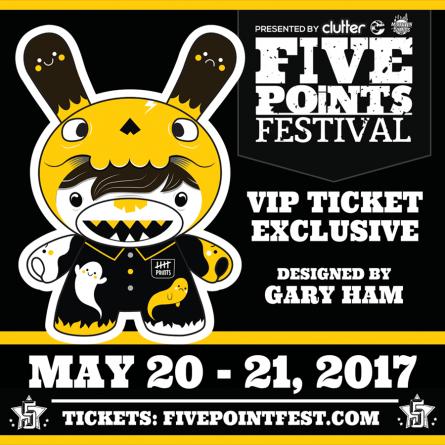 Five Points Festival exclusive