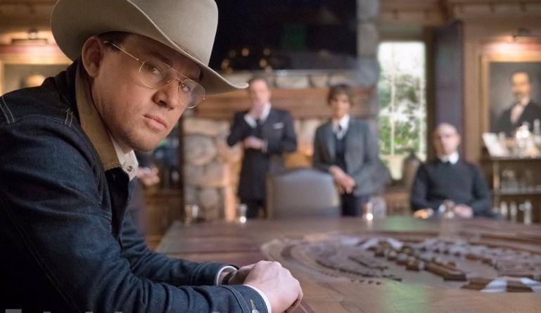 Kingsman The Golden Circle trailer - Channing Tatum