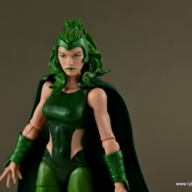 Marvel Legends Polaris figure review - wide