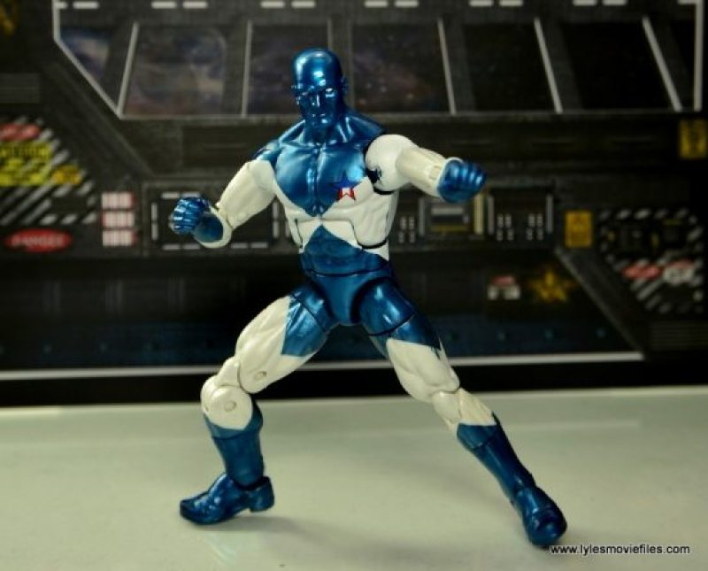 Marvel Legends Vance Astro figure review - battle ready