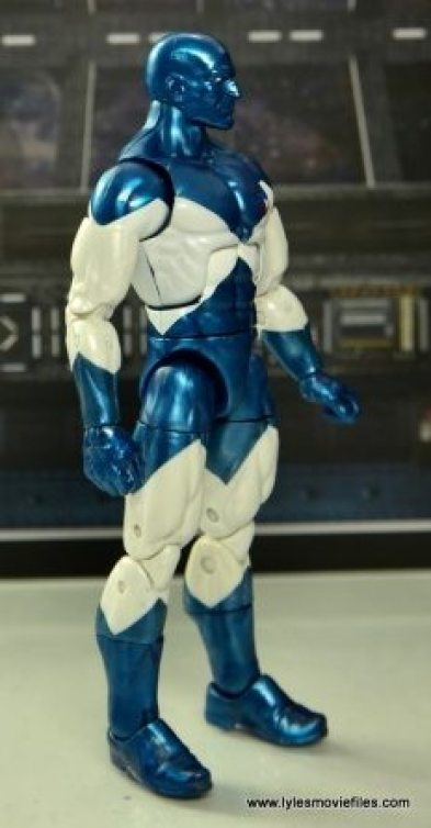 Marvel Legends Vance Astro figure review - right side