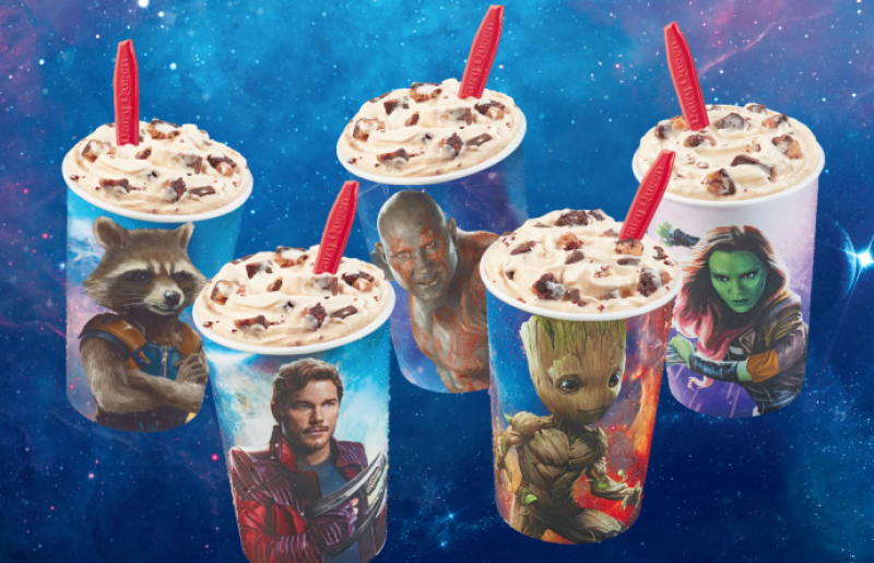 #MissionMixTape Guardians of the Galaxy Vol. 2 cups
