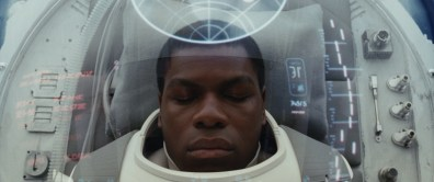 Star Wars Episode VII - The Last Jedi trailer images - Finn