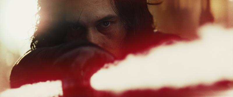 Star Wars Episode VII - The Last Jedi trailer images - Kylo Ren
