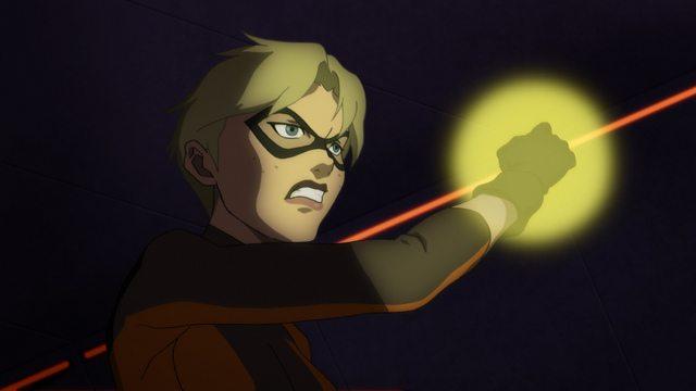 Teen Titans The Judas Contract - Tara