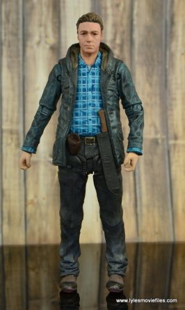 The Walking Dead Aaron figure review -front