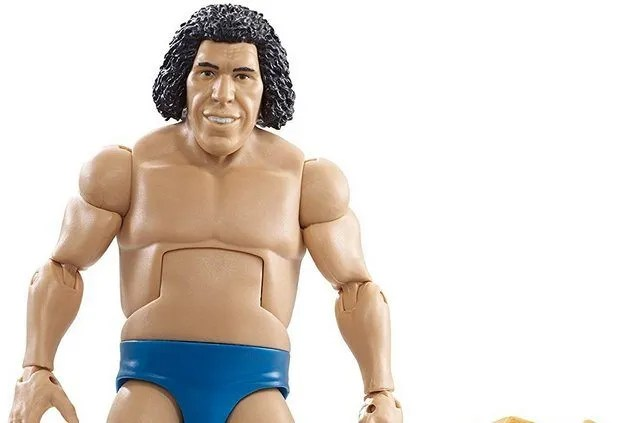 WWE Elite Andre the Giant Flashback Amazon exclusive main pic
