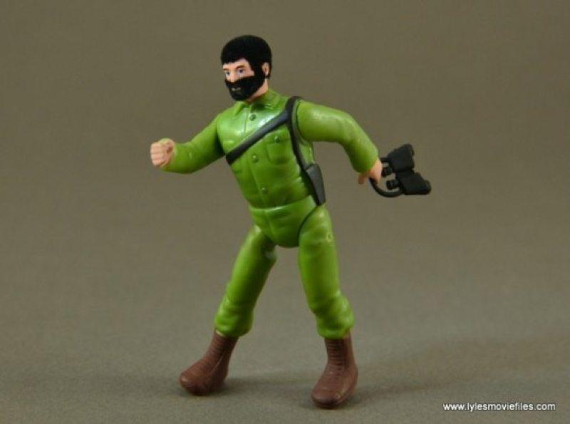 World's Smallest GI Joe figure - left side