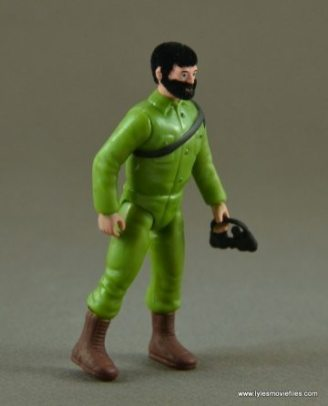 World's Smallest GI Joe figure - right side