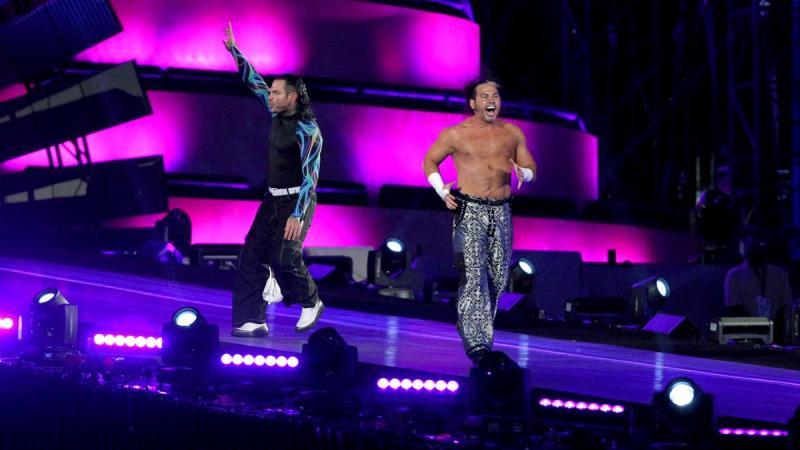 Wrestlemania 33 - The Hardy Boyz