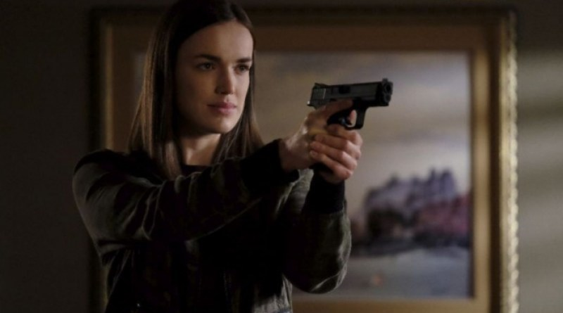 Agents of SHIELD Farewell Cruel World - Jemma Simmons