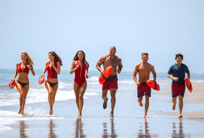 Baywatch giveaway 2017 movie cast