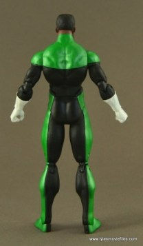 DC Icons John Stewart figure review - rear