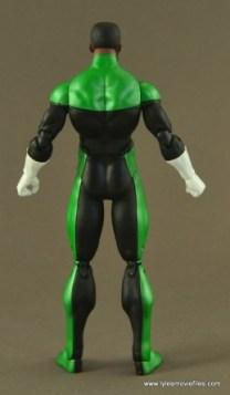 DC Icons John Stewart figure review - rear