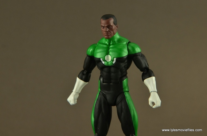 DC Icons John Stewart figure review - the main pic