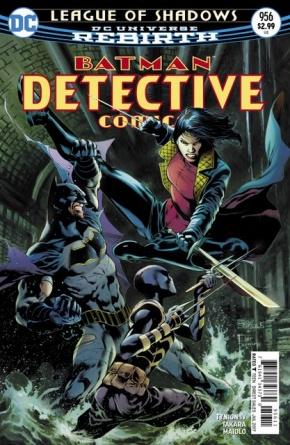 Detective Comics #956 cover