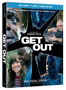 Get Out DVD giveaway