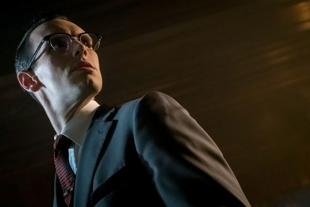 Gotham How The Riddler Got His Name review - Edward Nygma