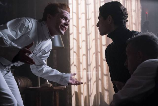 Gotham The Gentle Art of Making Enemies - Jerome and Bruce