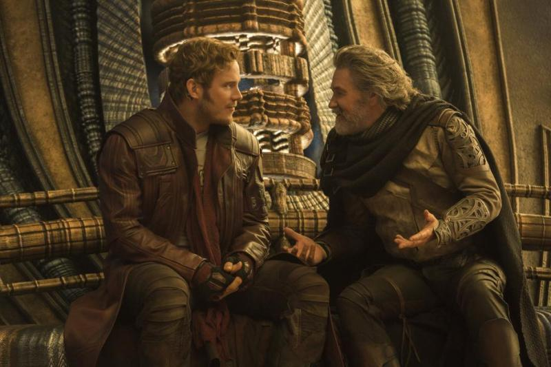 Guardians of the Galaxy Vol. 2 - Star-Lord and Ego