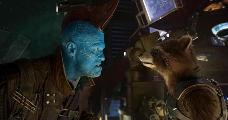 Guardians of the Galaxy Vol. 2 - Yondu, Rocket