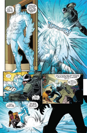 Iceman #1 page 5