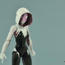 Marvel Legends Spider-Gwen figure review - main