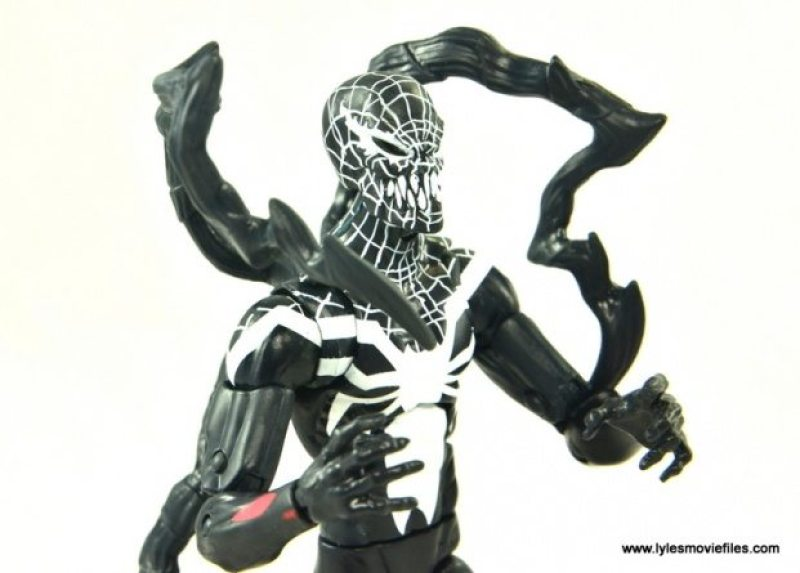 marvel legends superior venom figure review creepy and