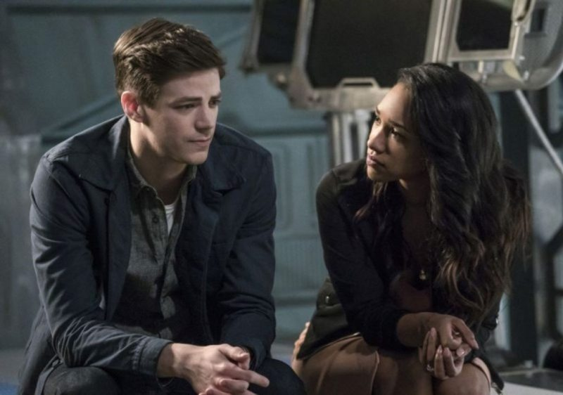 The Flash Cause and Effect - Barry and Iris