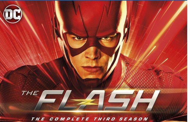 The Flash Season 3 Blu Ray